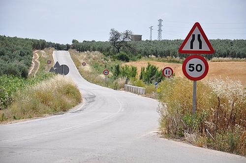 AionSur carretera-moron La Junta de Andalucía licita por 5,6 millones las obras de la carretera Arahal-Morón Moron