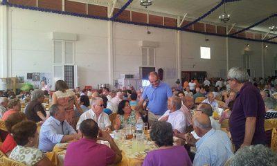 AionSur mayores-400x240 Las invitaciones para el almuerzo de Feria a los mayores se podrán recoger el próximo viernes Feria del Verdeo