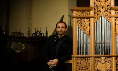 AionSur rgano-2-400x240 Un joven sevillano construye artesanalmente un órgano del Barroco en pleno siglo XXI Sociedad