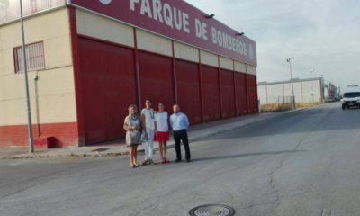 AionSur 14352346_1244662108927359_3056924544763580922_o-400x240 El PP llevará al pleno el cierre del parque de bomberos de Marchena y pide más plazas en residencias de ancianos Marchena