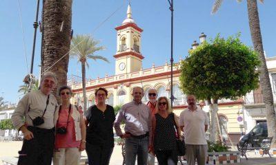 AionSur 14362643_940869142685482_6766970298172937358_o-400x240 Cuatro periodistas de EEUU visitan Arahal para conocer su cultura y atractivos turísticos y gastronómicos Sin categoría