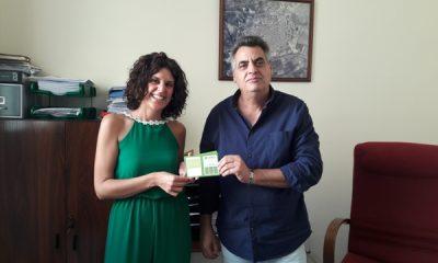AionSur 20160922_120247-400x240 Humana entrega 20 Bonos de Ayuda al Ayuntamiento de Arahal, que los cederá a Cáritas Sin categoría