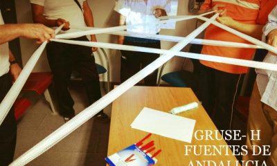 AionSur FOTOGRUSEH-400x240 El Área de Gestión Sanitaria de Osuna finaliza el desarrollo de su primer Grupo Socieducativo dirigido a hombres Osuna Provincia Salud