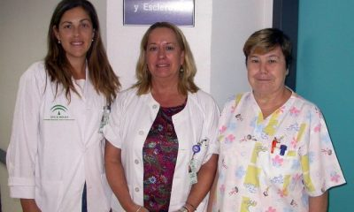 AionSur profesionales-EM-400x240 Más de un centenar de pacientes con esclerosis múltiple de Valme participan en talleres informativos que permiten incrementar su calidad de vida Salud