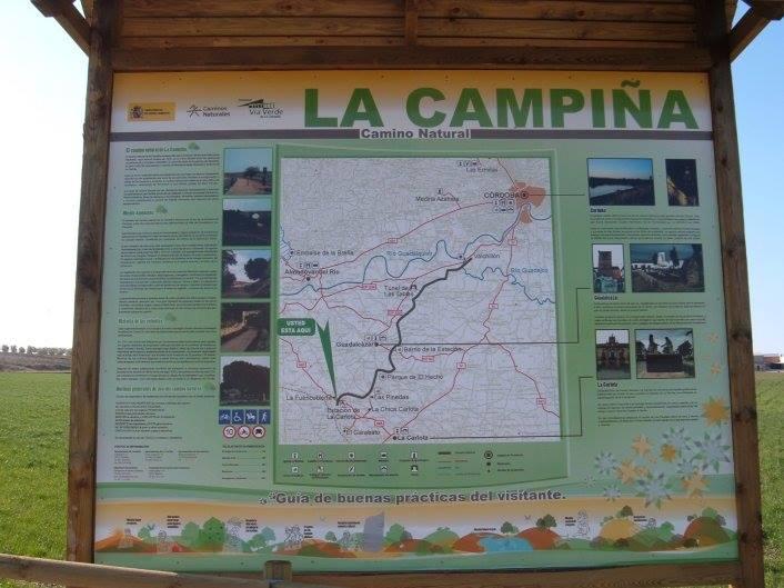 Via verde La Campiña