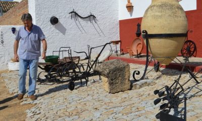 AionSur: Noticias de Sevilla, sus Comarcas y Andalucía Cerca_arque_2-400x240 Abre en Gerena un restaurante que guarda un tesoro arqueológico y etnológico Gerena Provincia