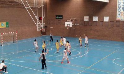 AionSur basket-2-400x240 Buena jornada para el deporte local Atletismo Deportes Fútbol Fútbol Sala