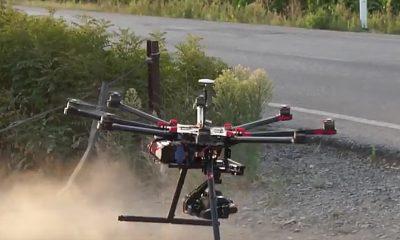 AionSur drones-1-400x240 La Junta resalta que el aumento del uso de drones en el campo lleva a una agricultura más precisa, segura y competitiva Agricultura