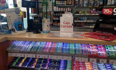 AionSur hucha-diabetes-2-400x240 Hurtan otra hucha solidaria de Diabetes 0, esta vez en la Farmacia de la calle Veracruz Asociaciones Sociedad Sucesos