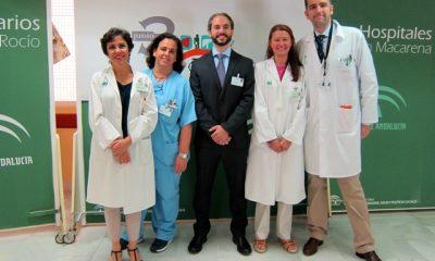 AionSur Equipo-HUVR-Trasplantes-400x240 Las donaciones a corazón parado suponen ya la mitad de las registradas en el Hospital Virgen del Rocío Salud