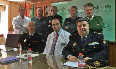 AionSur IIPP-3-1-400x240 Creado un grupo de trabajo para reorganizar la asistencia de presos y detenidos en dos hospitales sevillanos Provincia Salud