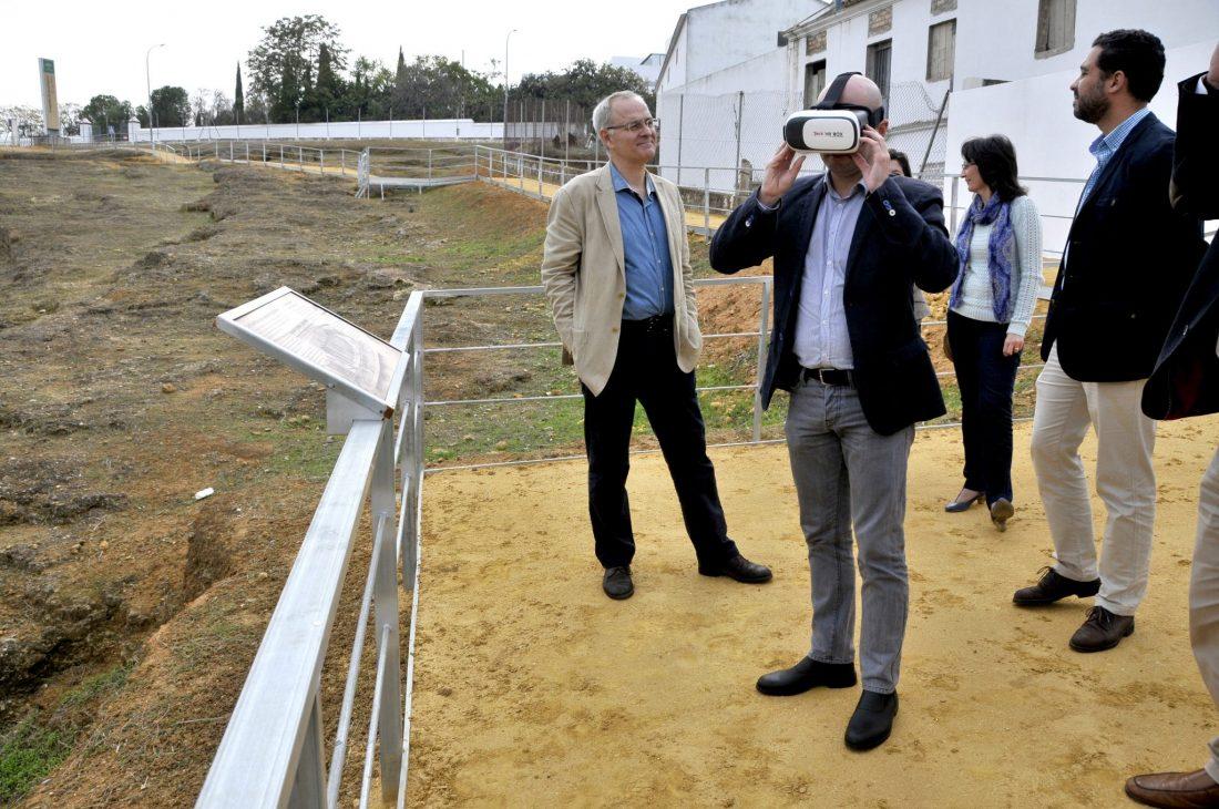 AionSur PPM7149 Se abre al público el anfiteatro romano de Carmona Carmona Provincia