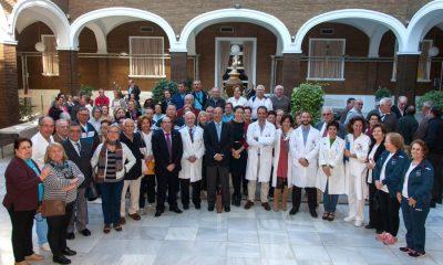 AionSur desayuno162-400x240 Un centenar de pacientes y profesionales se reúnen en el inicio de la Semana del Corazón en el Hospital Virgen del Rocío Salud