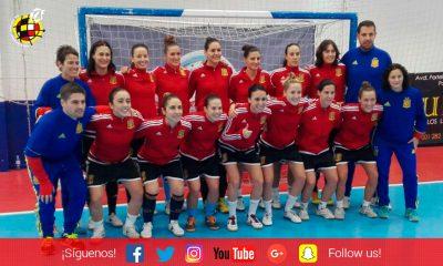 """AionSur españa-ampi-400x240 """"Ampi"""" vuelve a ser convocada con España Deportes Fútbol Sala"""