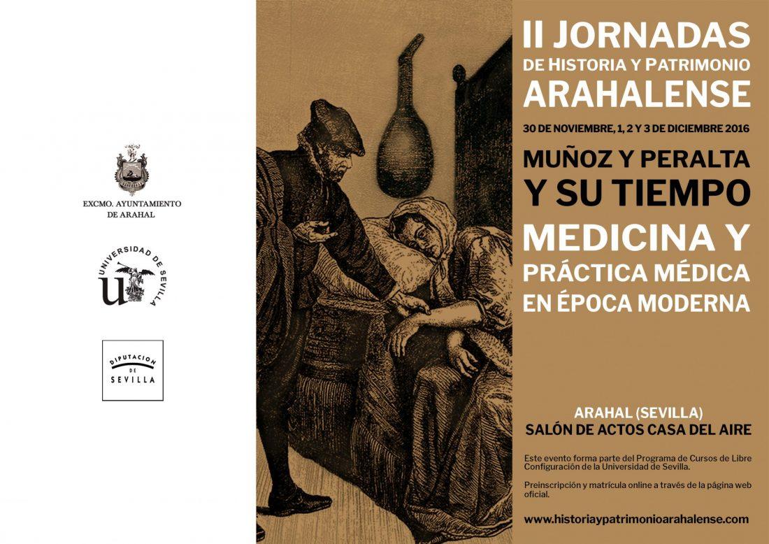 AionSur: Noticias de Sevilla, sus Comarcas y Andalucía tripticoexterior-2 Comienzan con dos conferencias las II Jornadas de Historia y Patrimonio arahalense Agenda Cultura