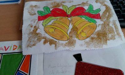 AionSur 15337637_448572191933194_4823282211075499784_n-400x240 Dibujos navideños del alumnado del CEIP El Ruedo para felicitar la Navidad a enfermos del Hospital El Tomillar Educación