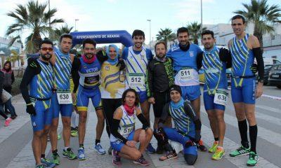 AionSur atletas-del-ohmio-400x240 Mañana fría pero muy especial con el duatlón de Arahal Atletismo Ciclismo Deportes