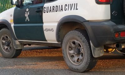 AionSur coche-guardia-400x240 Detenidos 5 miembros de un grupo que robaba camiones en áreas de servicio Carmona Provincia Sucesos