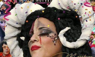 AionSur 15940493_870312583108647_7681767155766248382_n-400x240 La comparsa femenina protagoniza el cartel de Carnaval de Marchena 2017 Carnavales Cultura