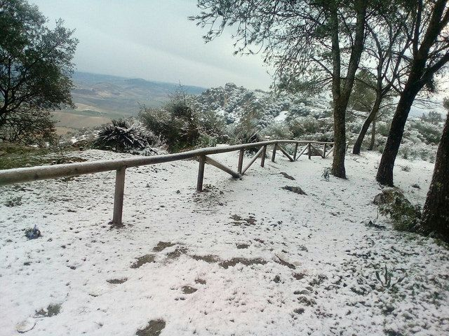 AionSur 32279348011_b1fcbab03d_z Nieva esta noche en varios puntos de la provincia Medio Ambiente