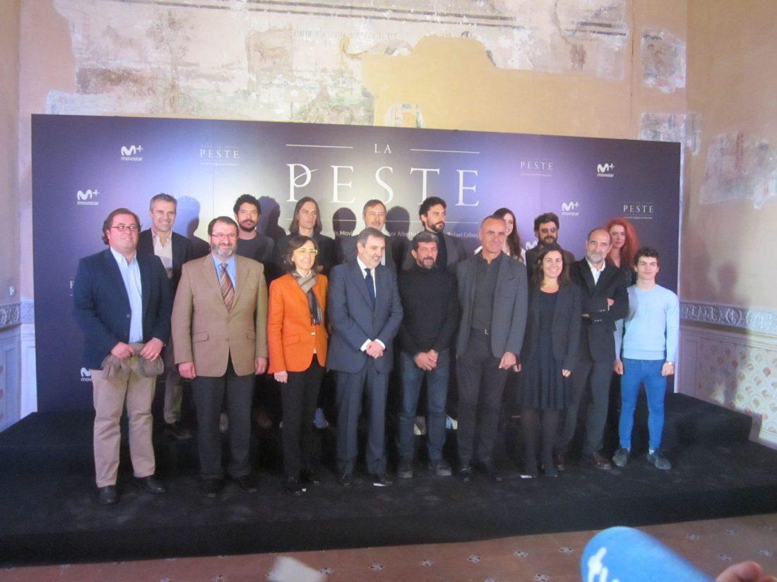 "AionSur IMG_0839 El rodaje de la serie ""La peste"" comenzará en las próximas semanas en Carmona Carmona Provincia"