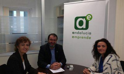 AionSur carmona-400x240 El Ayuntamiento de Carmona y Andalucía Emprende renuevan su compromiso para fomentar la actividad empresarial de la localidad Carmona Provincia