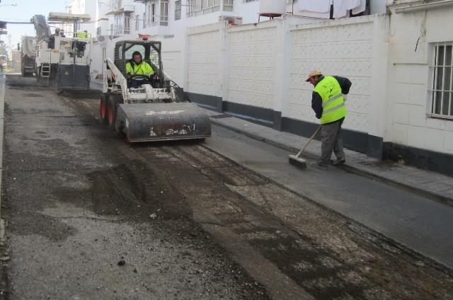 AionSur plan-asfaltado-carmona Carmona: Comienza un plan de asfaltado que incluye la mejora de veinte calles Carmona Provincia