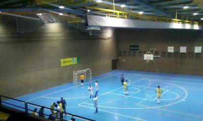 AionSur poligono-400x240 Empate con sabor agridulce Deportes Fútbol Sala