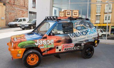 AionSur 028PandaRally02-400x240 El piloto de Rally Estepeño Agustín Ortega vuelve a la aventura africana Estepa Provincia