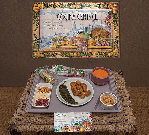 AionSur 33105328596_b41c0e3495 Menú andaluz en el Virgen del Rocío para conmemorar el Día de Andalucía Salud
