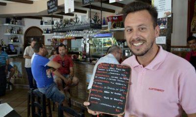 AionSur: Noticias de Sevilla, sus Comarcas y Andalucía CHICO-1-400x240 Casa Chico en Gerena regalará el postre mañana a los clientes que cambien el móvil por un libro de poesía Gerena Provincia