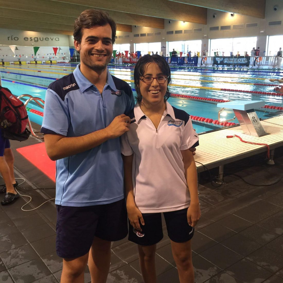 AionSur Mercedes-Rodriguez Mercedes Rodríguez, del Natación Utrera, convocada por Andalucía para el Nacional de Natación Adaptada Deportes Utrera