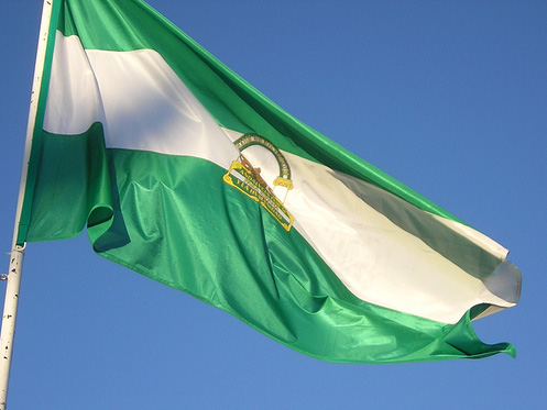 AionSur bandera_andalucia_ondeando (…) ANDALUCES, ANDALUCES (…) Análisis