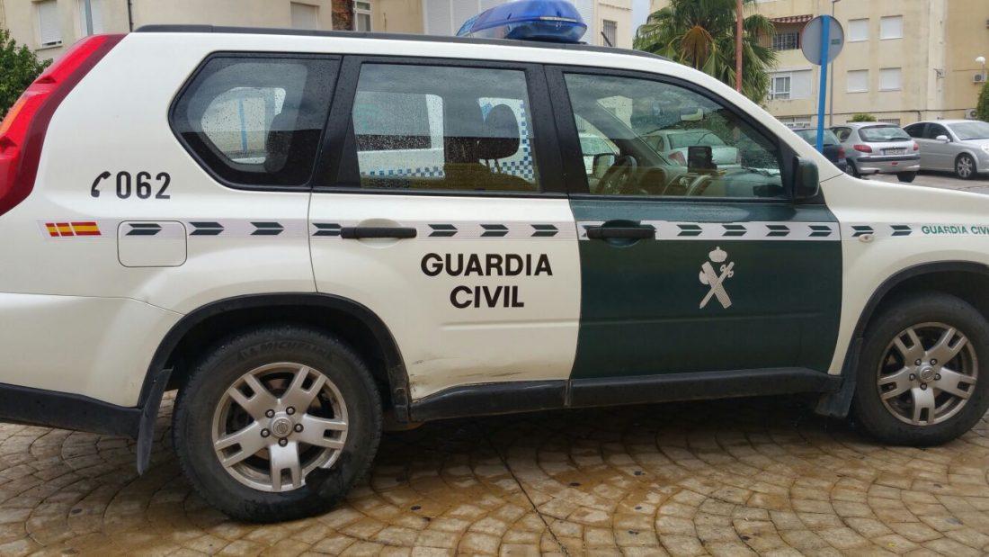 AionSur guardia-coche Dos detenidos, uno menor, por robar a repartidores de comida a domicilio Sucesos