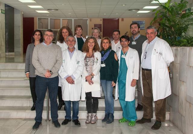AionSur 1Q8J8517 El Hospital Virgen del Rocío celebra la Semana de la Información en Seguridad del Paciente Salud