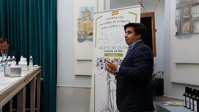 AionSur 20170327_123632 Vía Verde presenta sus aceites biodinámicos en Sevilla Empresas