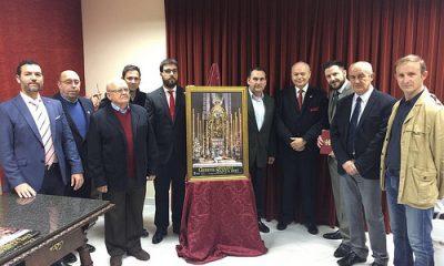 AionSur 32372401203_c1a81144d5-400x240 Presentado el cartel de la Semana Santa de Gerena, obra de Lorenzo García Gerena Provincia