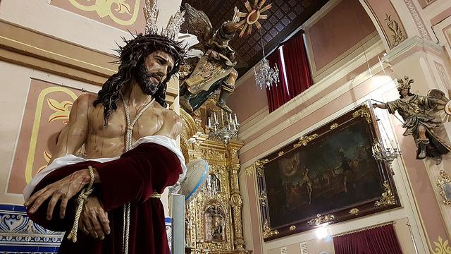 AionSur 33719261715_3becfd3c57_z Dos fechas probables para la bendición de las imágenes de Jesús de la Salud Arahal Semana Santa