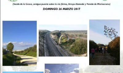 AionSur Cartel-senderismo-a-los-Pozos-del-Arca-26-3-17-400x240 Jaedilla Ecologista en Acción organiza ruta de senderismo por la Vereda de Los Puertos Medio Ambiente