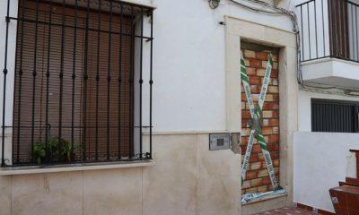 AionSur Desalojo-Casa-400x240 Varias detenciones en el desalojo de una vivienda de 'okupas' en Estepa Estepa Provincia