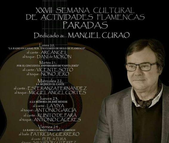 AionSur IMG-20170306-WA0004 Del 19 al 25 de marzo, XXVII Semana Cultural de Actividades Flamencas de Paradas Paradas Provincia