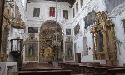 AionSur convento-madre-dios-CARMONA-400x240 El convento de Madre de Dios cumple 500 años en Carmona mostrando su patrimonio oculto Carmona Provincia