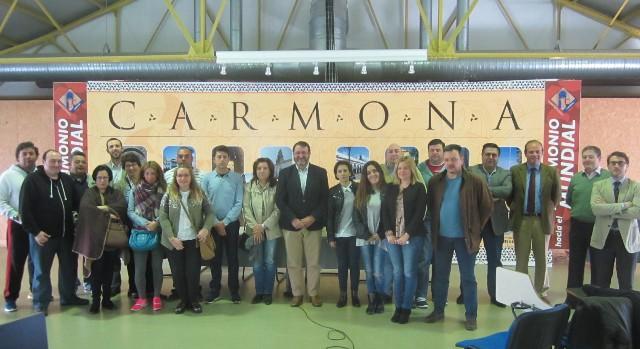 AionSur curso-adecco-personas-discapacidad-CARMONA Formación laboral para desempleados con capacidades especiales en Carmona Carmona Provincia