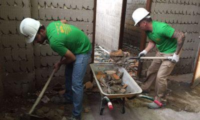 AionSur obras-vestuarios-andrés-jiménez-CARMONA-400x240 Carmona: Obras de renovación de los vestuarios del pabellón 'Andrés Jiménez' Carmona Provincia