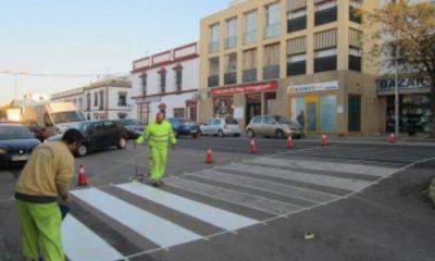 AionSur: Noticias de Sevilla, sus Comarcas y Andalucía 33793397322_e360bb0865-400x240 El Ayuntamiento de Carmona mejorará 58 pasos de peatones Andalucía Sevilla Carmona pasos peatones