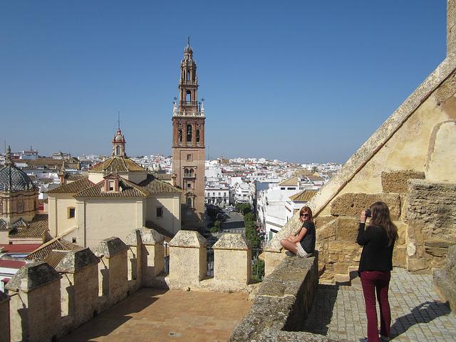 AionSur 33951664055_5b7cf7b559_z Más de 17.000 turistas han visitado Carmona desde enero Carmona Provincia Carmona