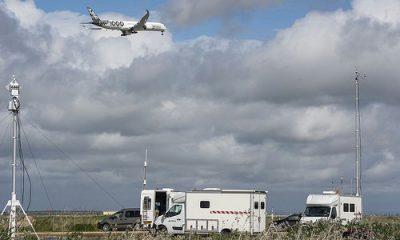 AionSur: Noticias de Sevilla, sus Comarcas y Andalucía 33972716575_30598a6754-400x240 Airbus completa las pruebas de ruido de su nuevo avión en la base de Morón Andalucía Arahal Empresas Provincia Morón base avión ruido