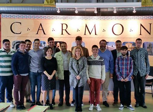 AionSur 34049126181_f6a7dec116 Estudiantes de Carmona volverán a realizar prácticas en empresas europeas a través de las becas Erasmucores Carmona Provincia