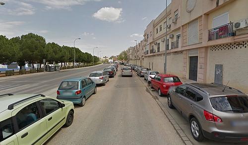 AionSur 34131963346_0029d04af4 Cuatro heridos en un accidente de tráfico en Alcalá de Guadaíra Sevilla