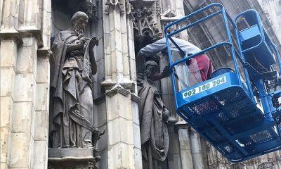 AionSur 34317840715_0f4118ab09-400x240 La catedral de Sevilla se revisa palmo a palmo para ver el estado de su restauración Andalucía Sevilla